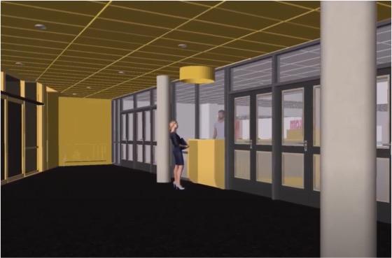 Verbouwing IJburg College