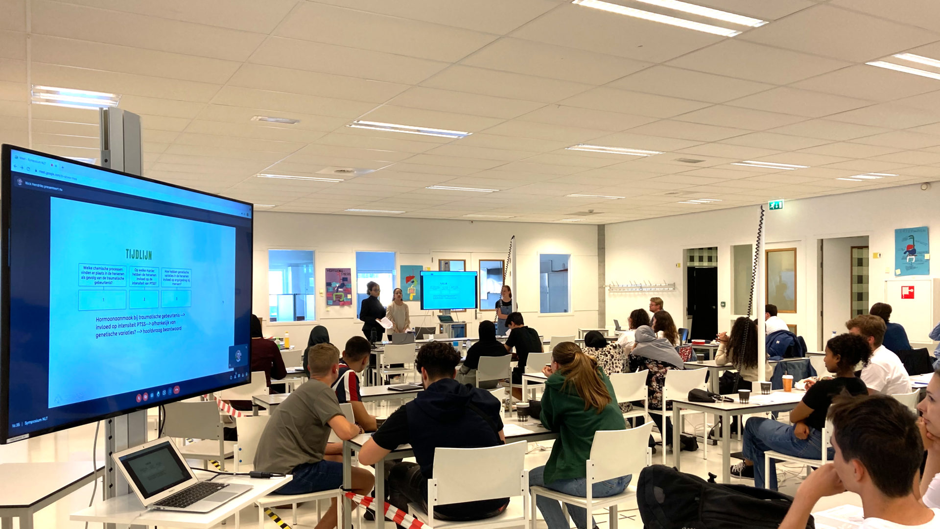 NLT symposium op het IJburg College