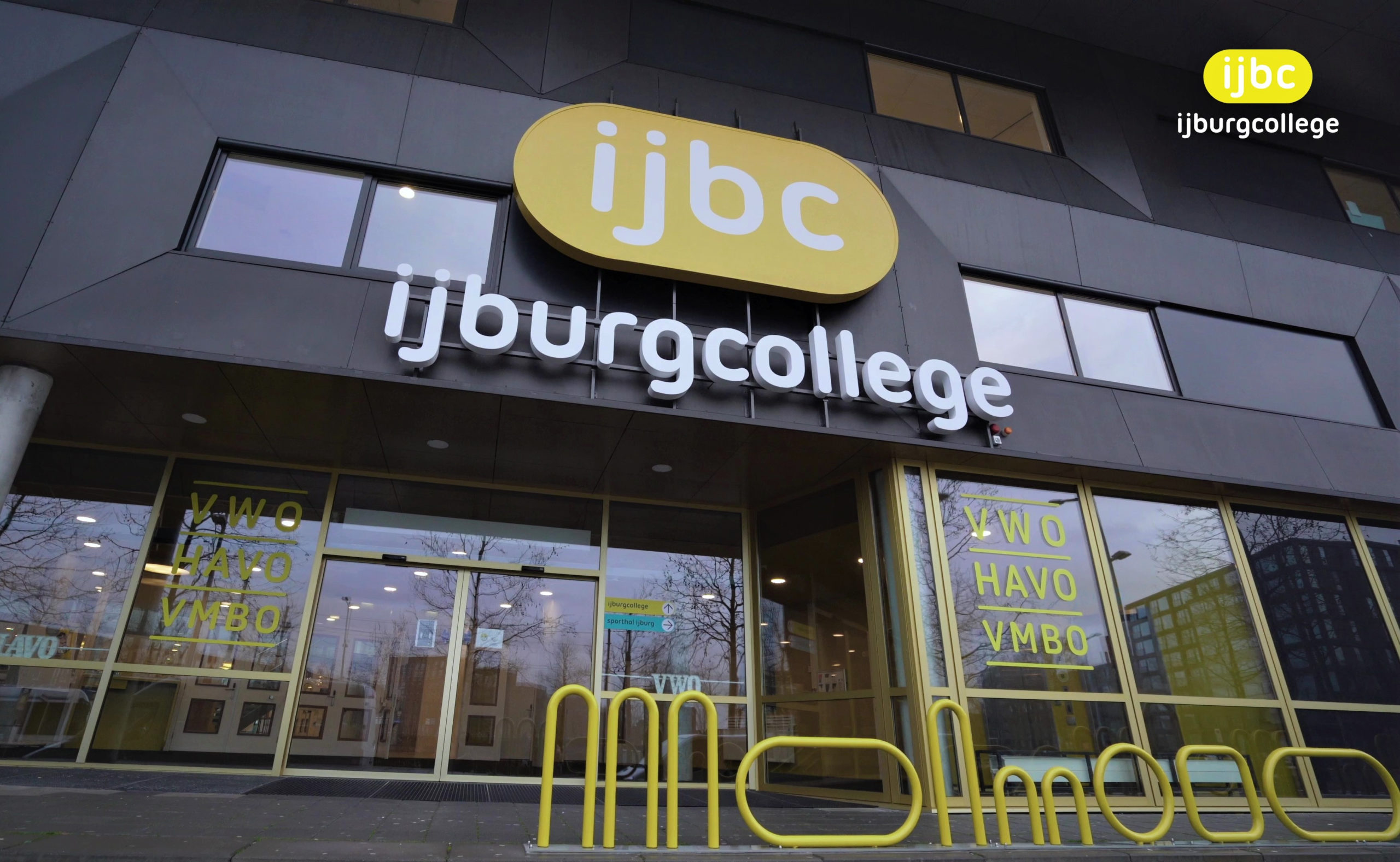 Verkenning IJburg College (groep 8-leerlingen)