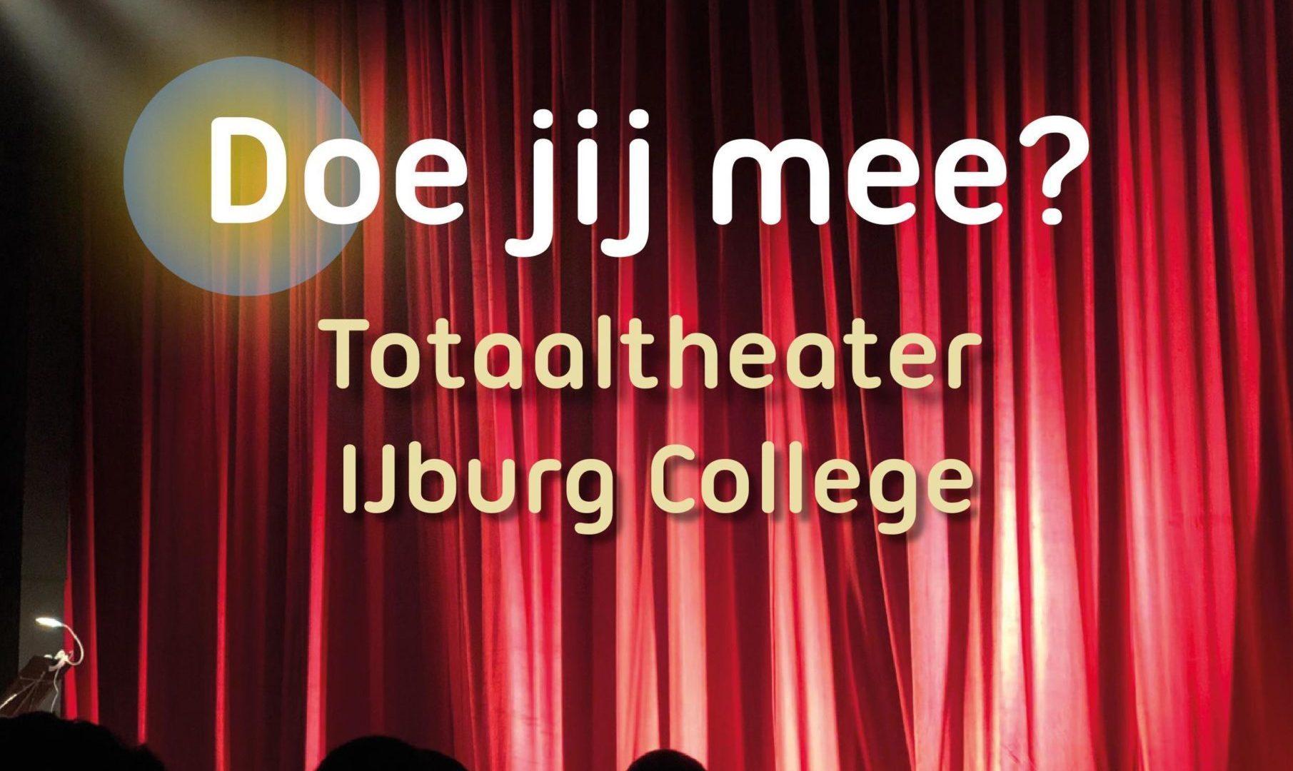 Totaaltheater IJburg College