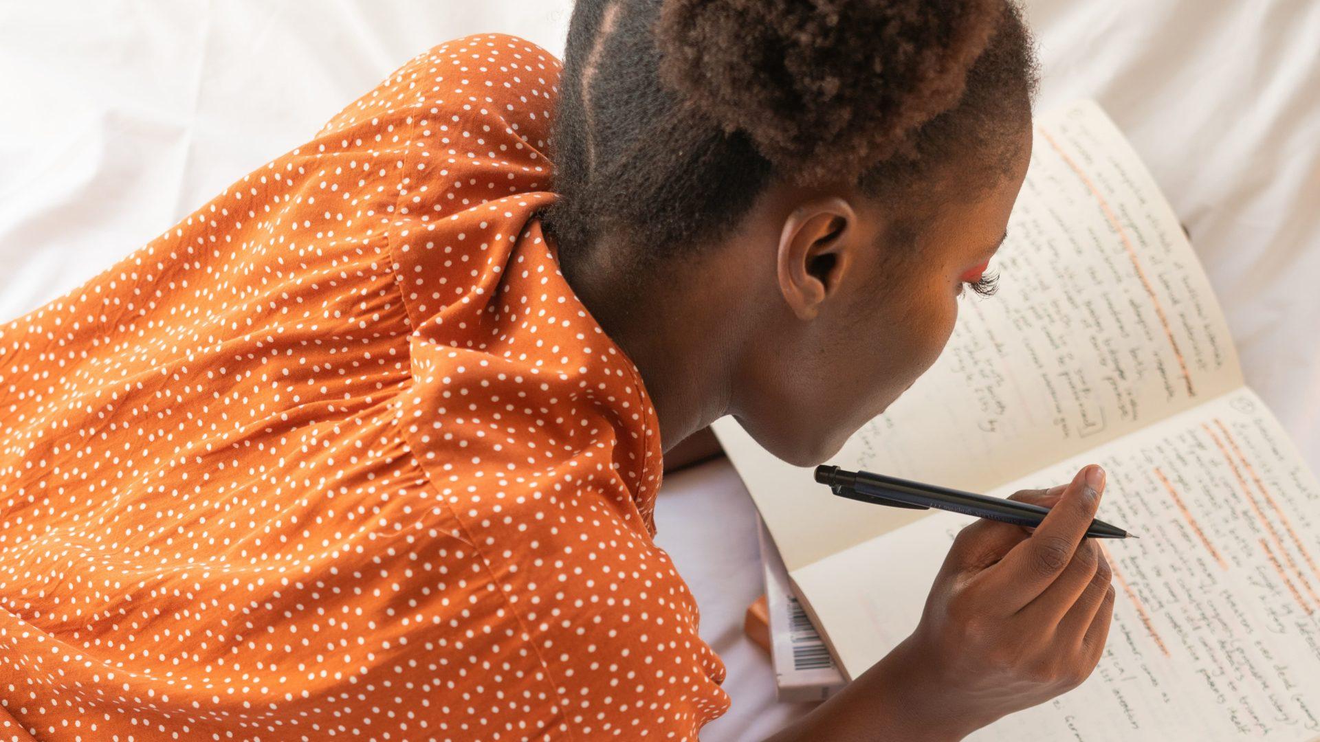 IJBC leerling winnares Franse poëziewedstrijd